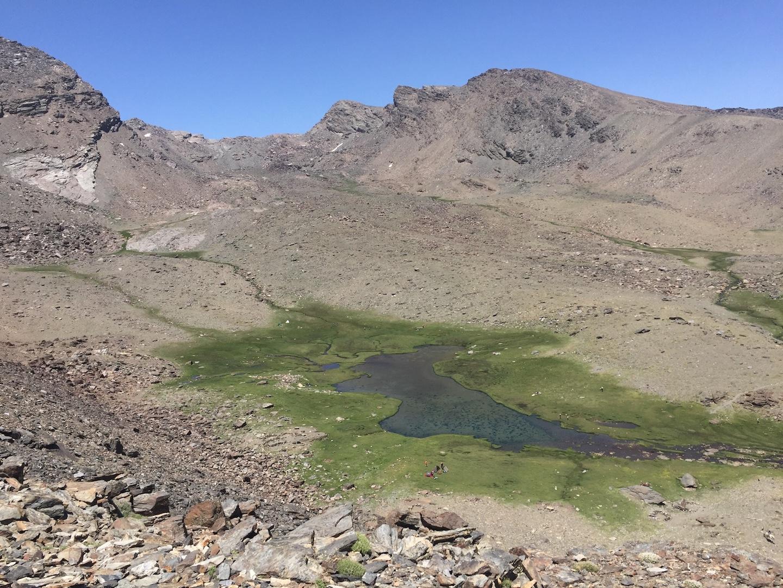7 lagunas y laguna hondera