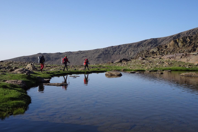 laguna calderetas