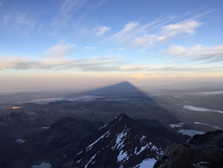 summit huayna potosi