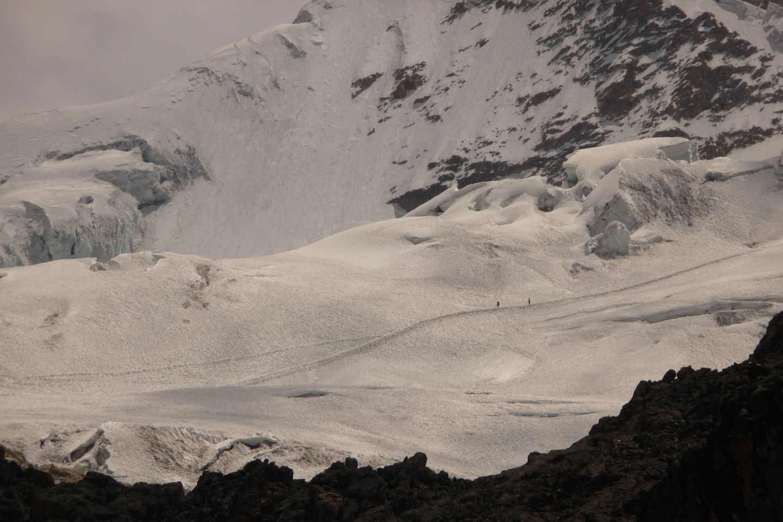 Glaciar Huayna Potosí